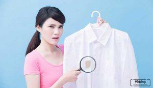 bahaya baju kotor