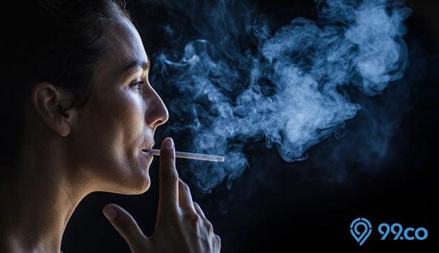 6 Bahaya Merokok dan Kandungan Berbahaya di Dalamnya. Yuk, Berhenti Sekarang!