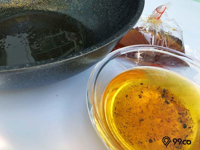 bahaya minyak goreng curah