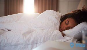 bahaya tidur pagi