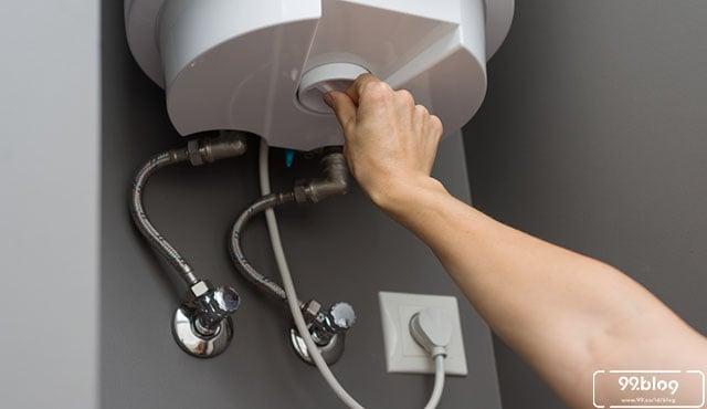 bahaya water heater listrik