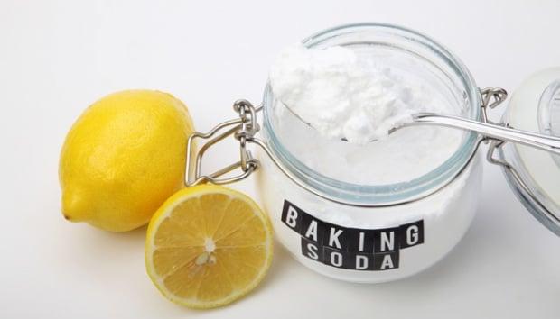 baking soda penghilang karat