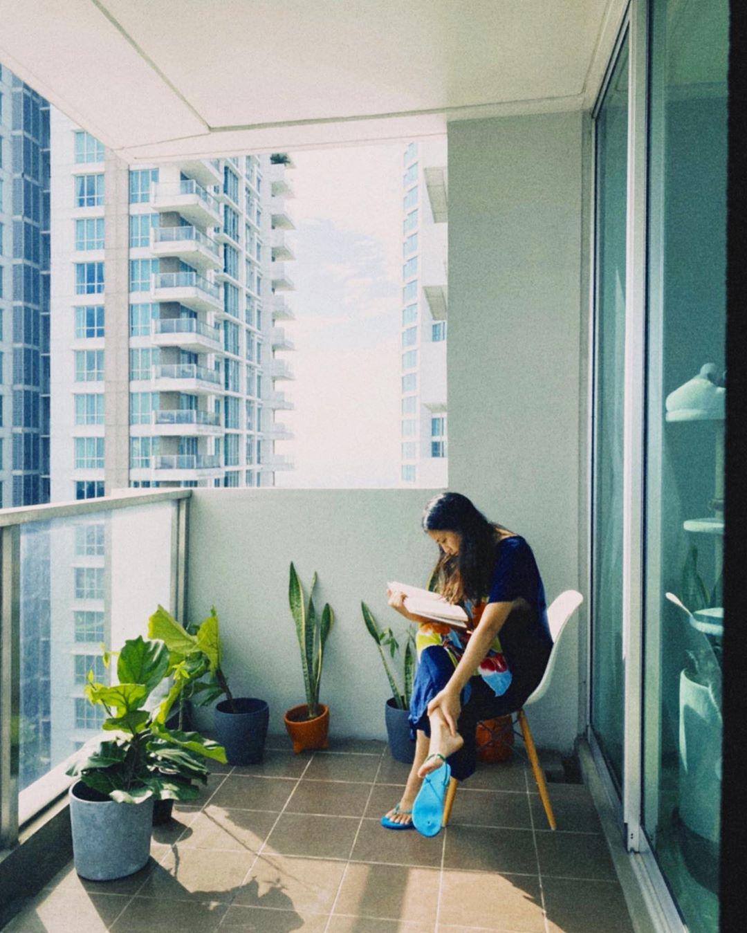 balkon sherina munaf