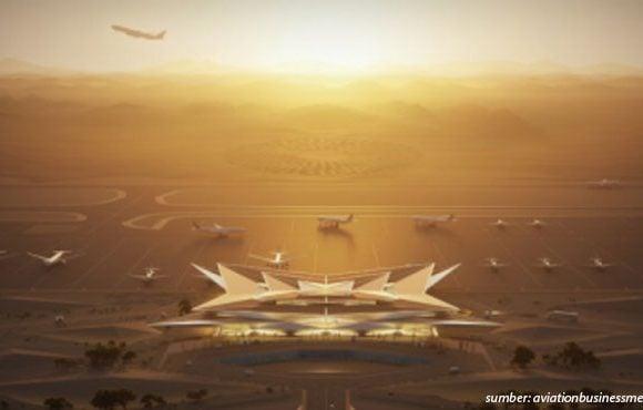 bandara baru arab saudi