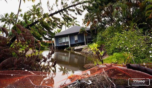 Setelah Banjir Jakarta, Banjir Bandang Parah Menerjang & Merusak Sejumlah Daerah