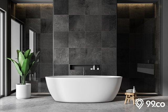 bathtub kamar mandi