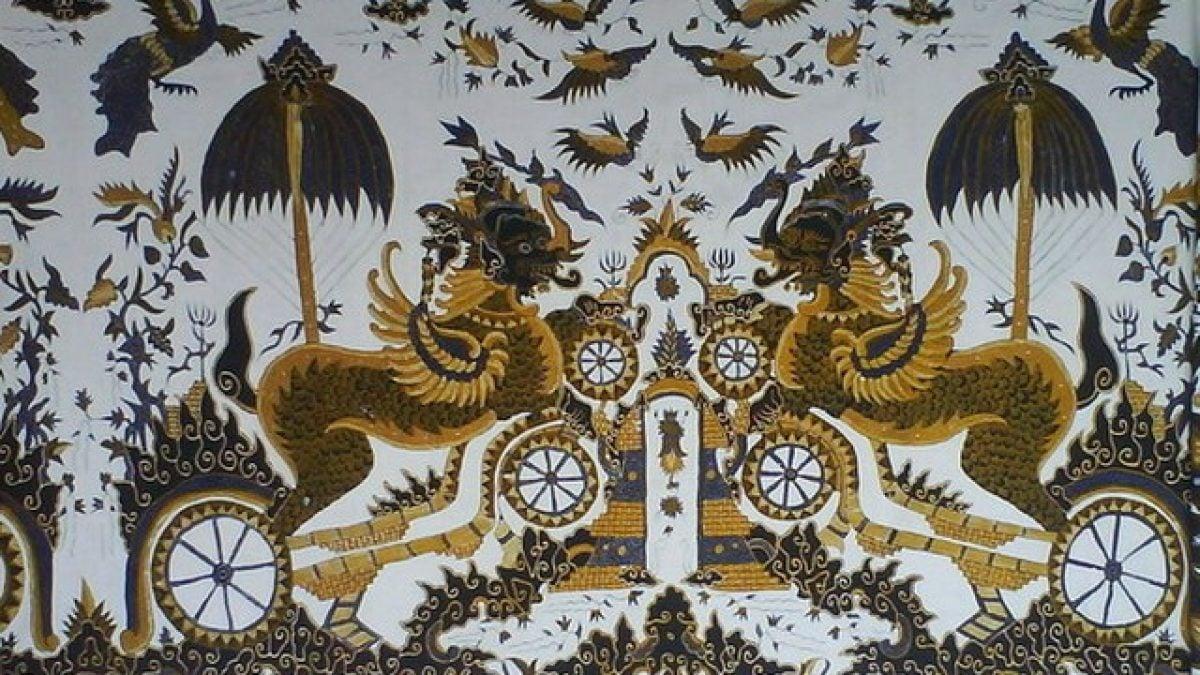 Batik Singa Barong
