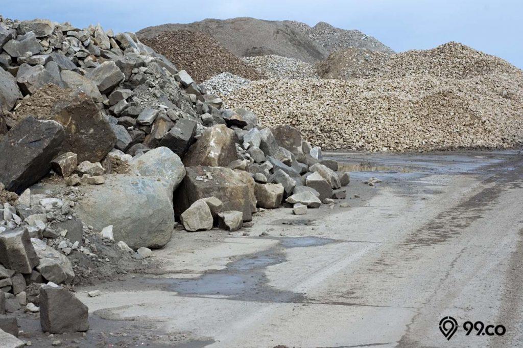 harga batu konstruksi