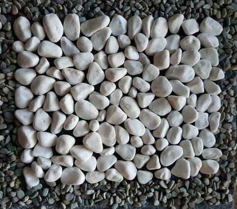 Batu Sikat Italy Putih