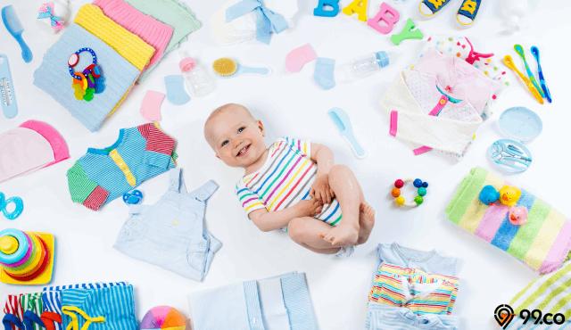 14 Perlengkapan Bayi Baru Lahir yang Wajib Disiapkan di Rumah. Jangan Sampai Kelewat!