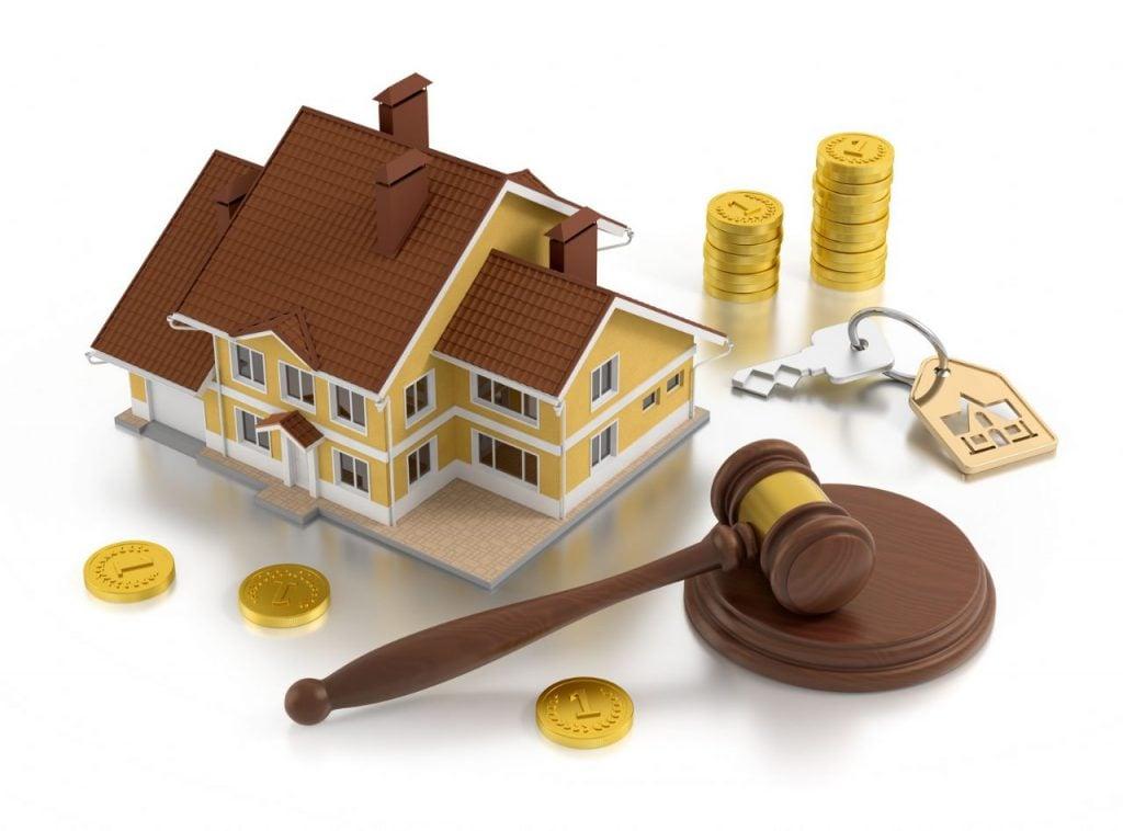 beli rumah atau tanah