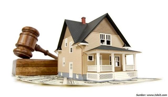 beli rumah jaminan bank