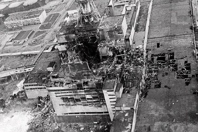 bencana chernobyl