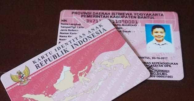 Cara Membuat Kartu Identitas Anak (KIA) | Syarat hingga ...