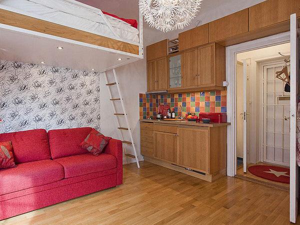 desain apartemen minimalis