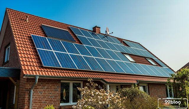 biaya pasang panel surya