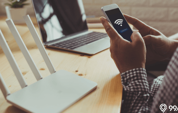 biaya pasang wifi rumah