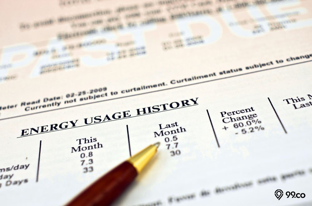 tagihan listrik membengkak