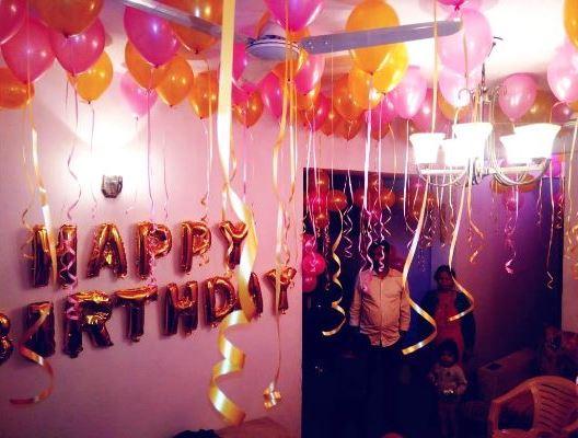 dekorasi ulang tahun