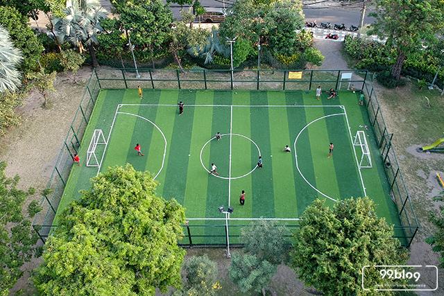 bisnis lapangan futsal