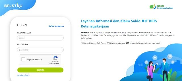 bpjs ketenagakerjaan online