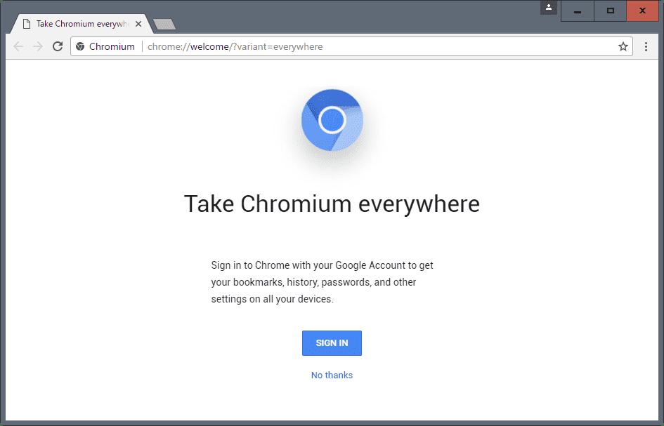 browser chromium