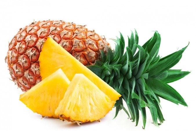 kandungan nutrisi nanas
