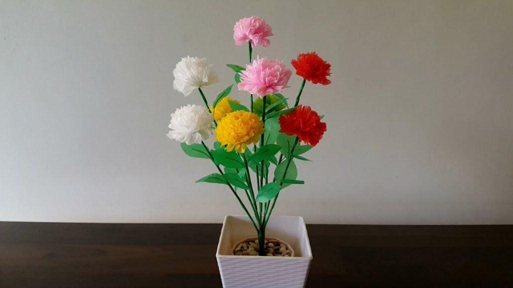 4 Cara Membuat Bunga Dari Plastik Untuk Hiasan Hasillnya Super Manis