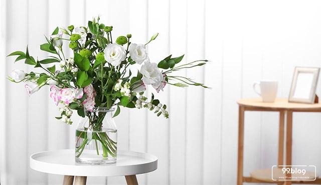 bunga pengharum ruangan alami