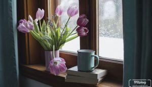bunga tetap segar