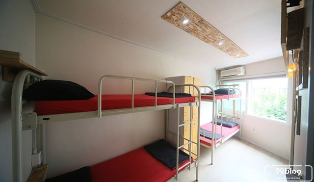 bunk bed besi