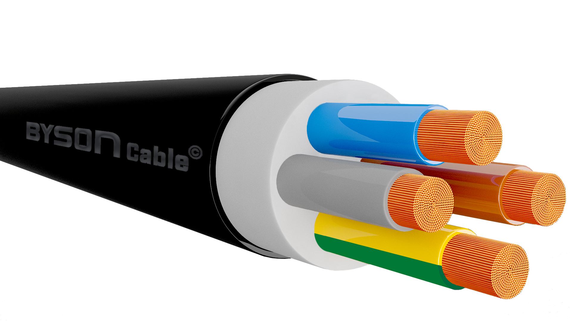 jenis kabel listrik nyy