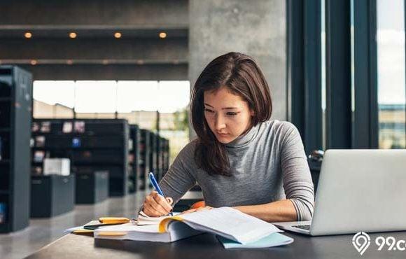 cara belajar efektif menurut psikologi