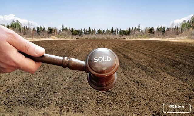 cara beli tanah kosong