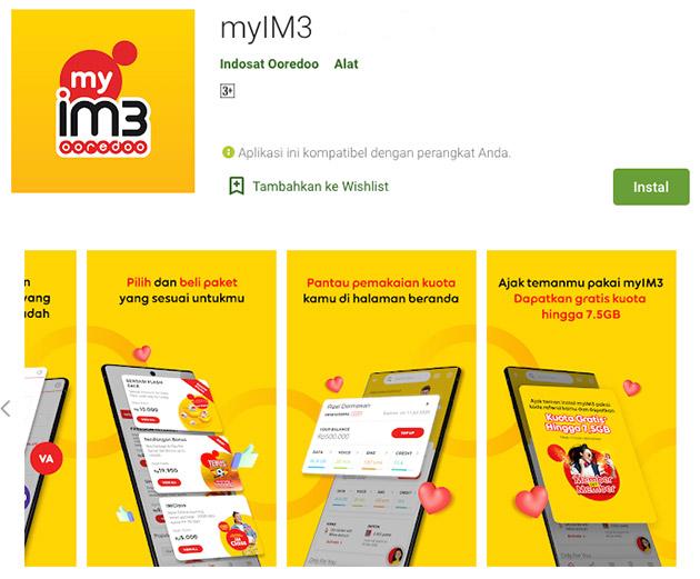 aplikasi myim3