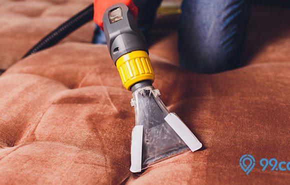 cara cuci sofa
