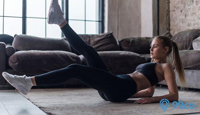 Yuk, Ikuti 7 Cara Melatih Otot Perut Paling Efektif dengan Gerakan Sederhana. Hasilnya Cepat Terasa!