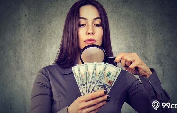 cara membedakan uang asli dan palsu