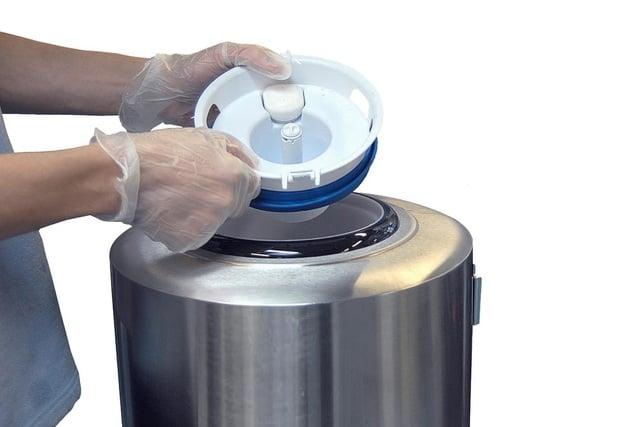cara membersihkan dispenser galon bawah pembersih alternatif