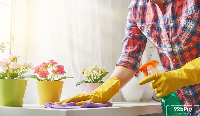 5 Cara Membersihkan Rumah untuk Penderita Alergi Agar Tidak Kumat