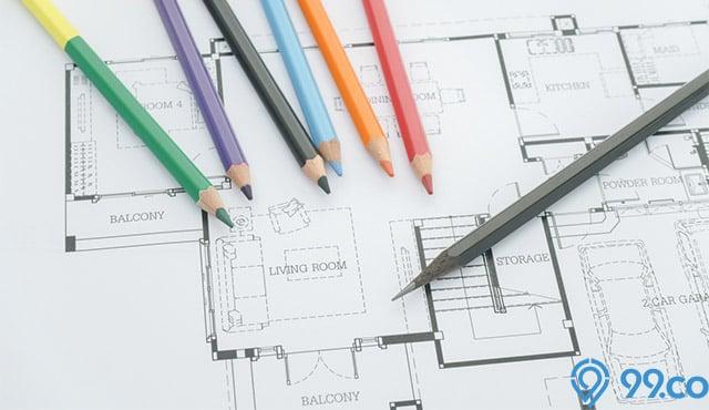 Cara Membuat Denah Rumah Impian Perhatikan Hal Hal Ini