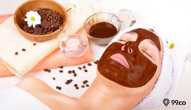 cara membuat masker kopi