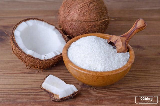 cara membuat wajan anti lengket parutan kelapa