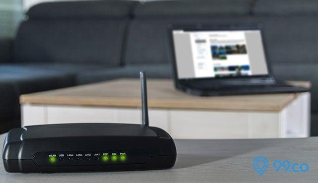 cara mempercepat koneksi wifi