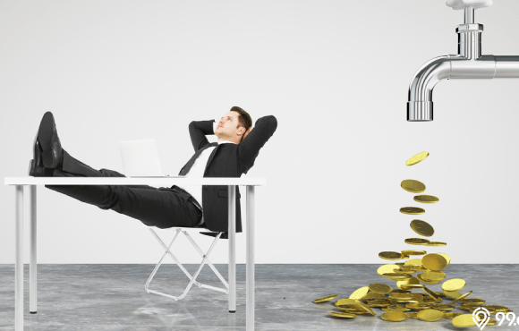 cara mendapatkan pasif income