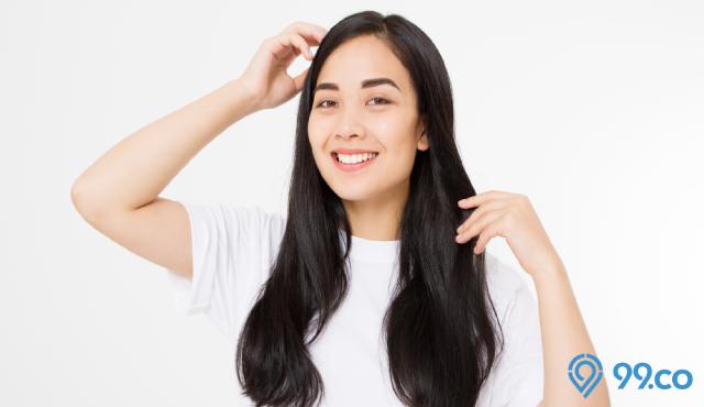11 Cara Menebalkan Rambut Tipis Dalam 1 Minggu
