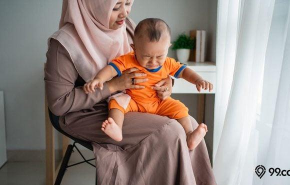 cara menenangkan bayi menangis dalam islam