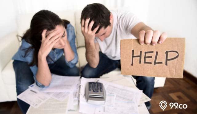 cara mengatasi kredit macet
