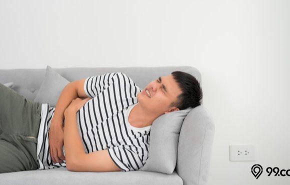 cara mengatasi sakit perut