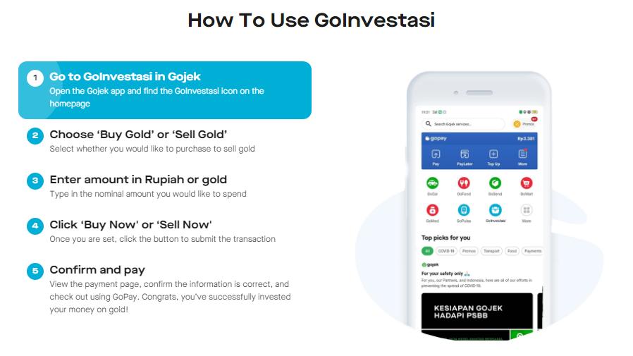 cara nabung emas di goinvestasi